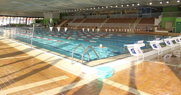 Championnat regional hiver 50m nice cercle des nageurs for Piscine jean bouin nice